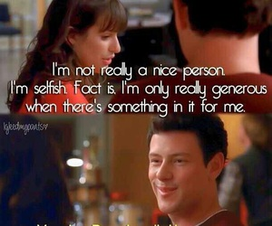 glee, couple, and finn image