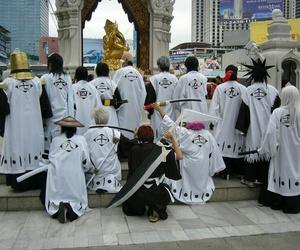 bleach, cosplay, and anime image
