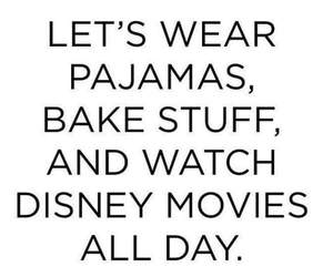 disney and pajamas image
