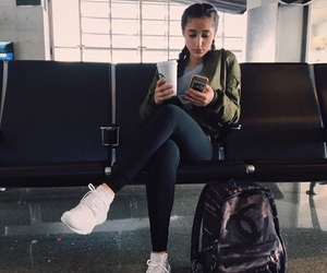 airport, goals, and hailey sani image