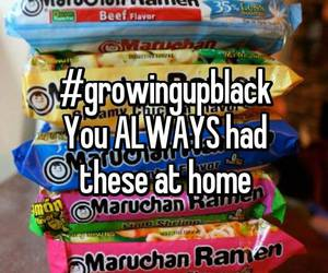 black, food, and funny image