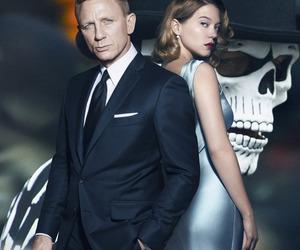 James Bond, 007, and movie image