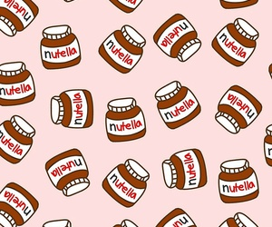 nutella, wallpaper, and food image