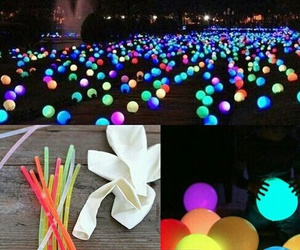diy, party, and ideas image