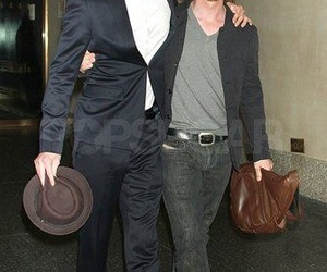 james mcavoy, michael fassbender, and actors image