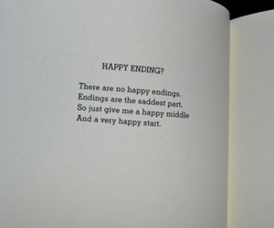 happy endings, quotes, and shel silverstein image
