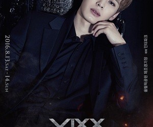 vixx, hongbin, and kpop image