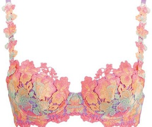 bra, girlie, and pastel image