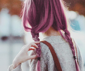 beauty, hairstyles, and style image