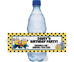 bananas, birthday, and bottle image