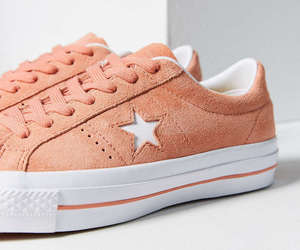 all stars, fashion, and converse image