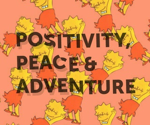 adventure, lisa, and positivy image