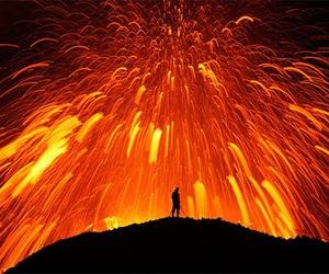 lava, red, and orange image