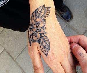 tattos, tumblr, and tatuajes image