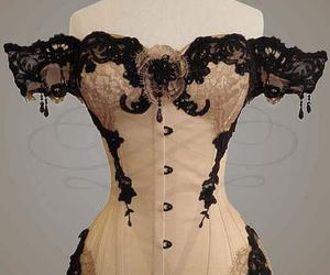 corset and lace image