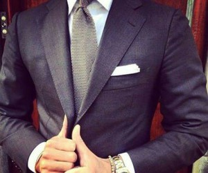 fashion, suit, and man image