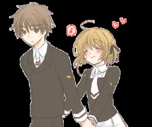 anime, card, and sakura image