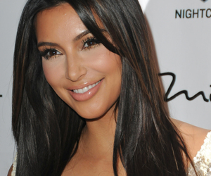 beautiful, kim kardashian, and girl image