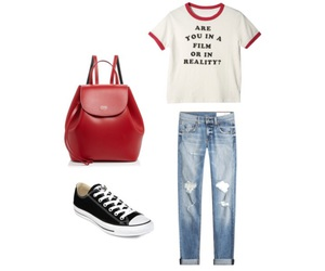 convers, outfit, and Polyvore image