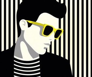 art, illustrations, and pop art image
