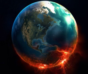 earth and fire image