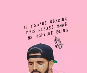 aesthetic, bling, and Drake image