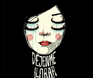 cry, carla morrison, and dejenme llorar image