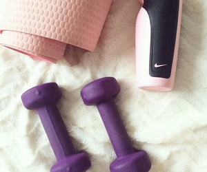 fitness, gym, and shaker image