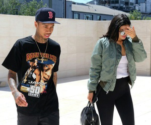 tyga and kyliejenner image