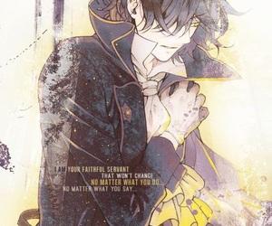 pandora hearts, anime, and manga image