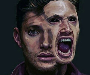 supernatural, dean, and Jensen Ackles image