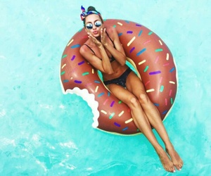 daily, donut, and summer image