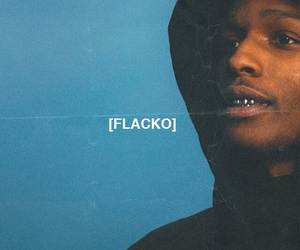 blue, famous, and asap rocky image