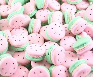 cool, watermelon, and it image