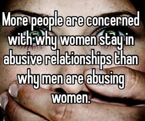 abuse, feminism, and women image