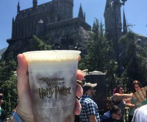 drink, food, and harry potter image