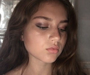 makeup, sweden, and 13yearsold image