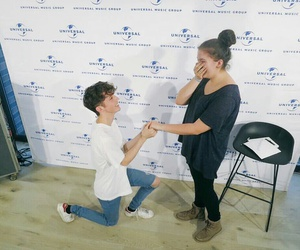 fans, troye sivan, and she must be a boy right image