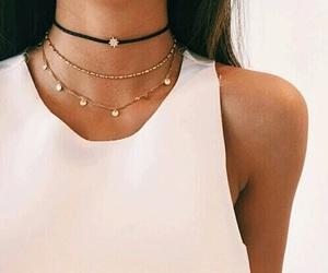 fashion, necklace, and stargaze jewelry image