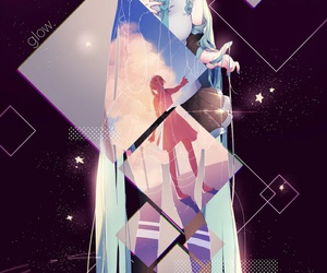 anime, miku hatsune, and vocaloid image