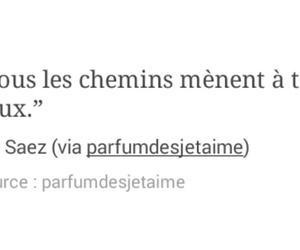 Citations, Lyrics, and francais image