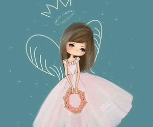 art, cute, and drawing image