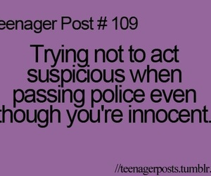 teenager post, funny, and lol image