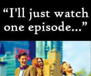 doctor who, teen wolf, and episode image