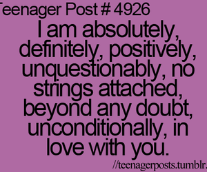 love and teenage image
