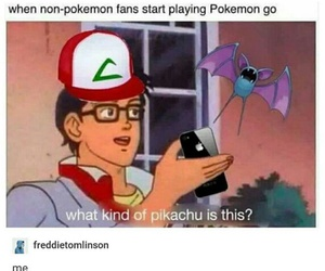 funny, pokemon, and lol image