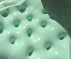 mint, slime, and green image