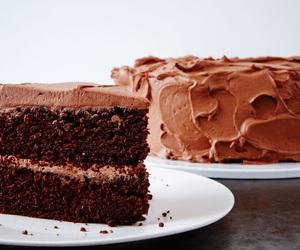 chocolate cake and food image