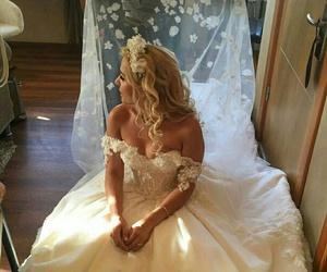 amazing, beautiful, and bride image