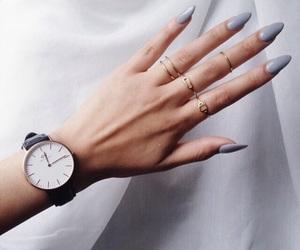 beauty, nail polish, and nail art image